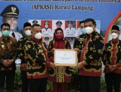 Selamat! Musa Ahmad Terpilih Jadi Ketua APKASI Lampung 2021-2026