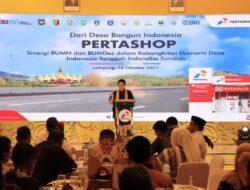 Gubernur Lampung Dorong Percepatan Pertashop