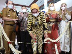 Bank Lampung Dukung Galeri Dekranasda di Dermaga Eksekutif Bakauheni