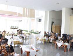 Didatangi HIPMI, Arinal Simak Rencana Pembangunan UMKM Center Berdaya Guway