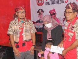 GML Indonesia Kota Metro Santuni Anak Yatim Piatu
