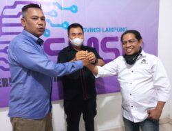 SMSI Dukung Dua Senior Pemilik Media Siber Maju Pencalonan Ketua PWI Lampung