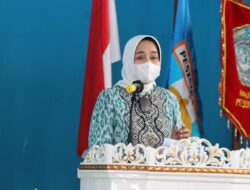Riana Sari Lakukan  Pembinaan Organisasi di Kabupaten Pesisir Barat