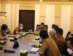 Pemprov Lampung Rapat Persiapan Groundbreaking Bakauheni Harbour City