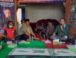 Garinca Sambangi Srigading untuk Reses DPRD Lampung