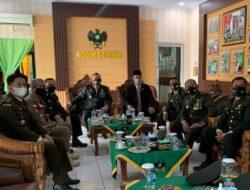 HUT TNI ke-76, Pemkot Metro Gelar Peringatan Secara Virtual